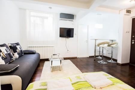 Studio Apartman Kocka Beograd Centar