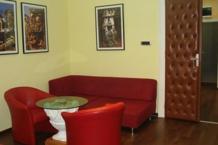 Dvosobni Apartman Sat 1 Beograd Centar
