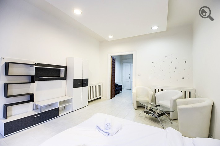 Dvosobni Apartman Sat 2 Beograd Centar