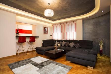 apartments belgrade lux dnevna soba