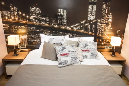 apartments belgrade krevet 1