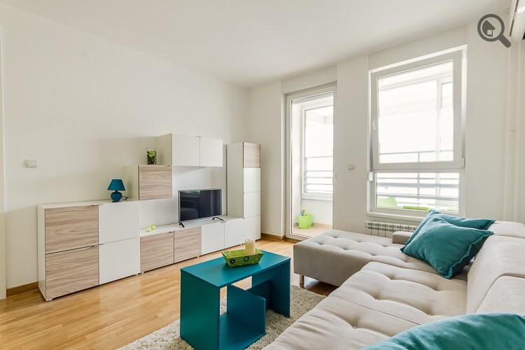 Dvosobni Apartman Urban Beograd Novi Beograd