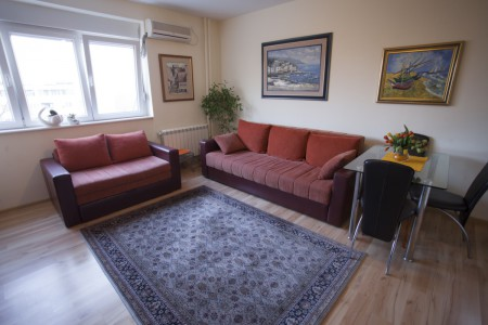 Two bedroom Apartment Genex Novi Beograd