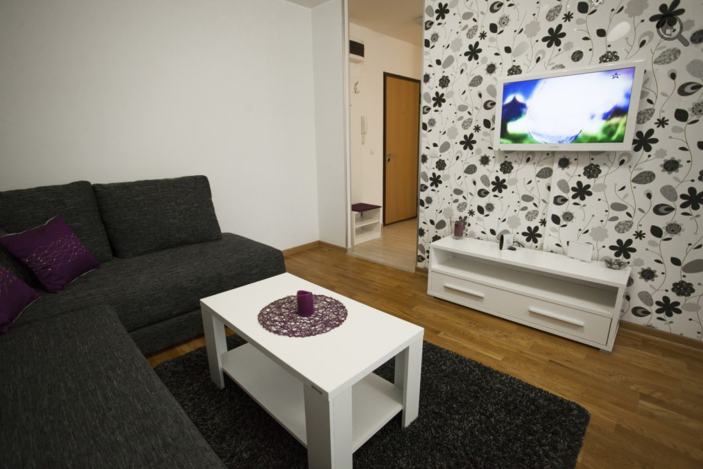 Trosobni Apartman In Beograd Novi Beograd