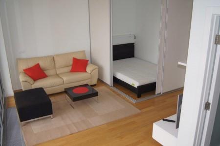 Jednosobni Apartman Delta Beograd Novi Beograd