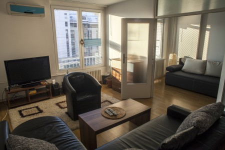 Jednosobni Apartman Kej Beograd Zemun