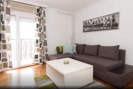 Dvosobni Apartman Nušić Beograd Centar
