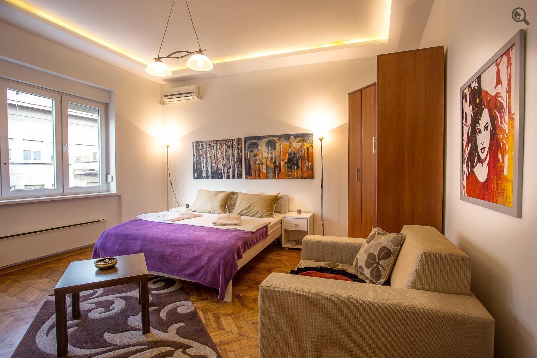 Studio Apartman France Beograd Centar