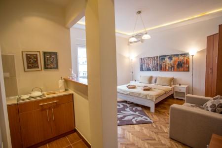 apartmani beograd dnevna soba kuhinja