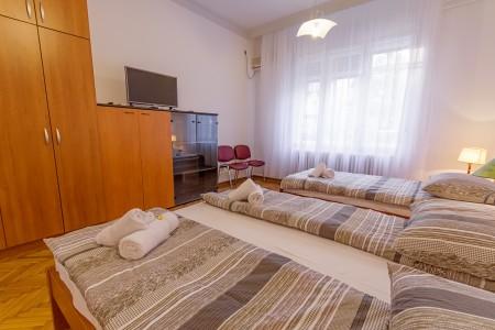 apartments belgrade soba spavaca