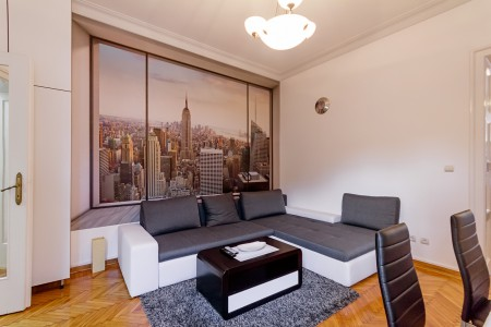 Trosobni Apartman Milar Beograd Centar