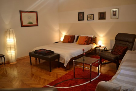 Dvosobni Apartman Morita Beograd Centar