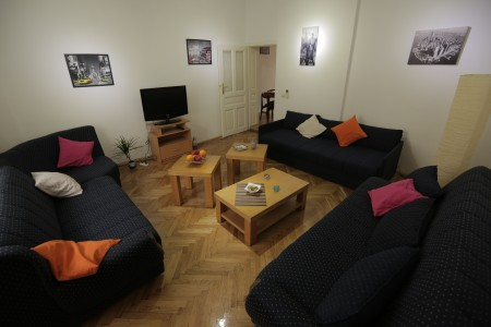 apartmani beograd N3 dnevna soba 1
