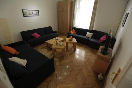 apartmani beograd N3 dnevna soba 2