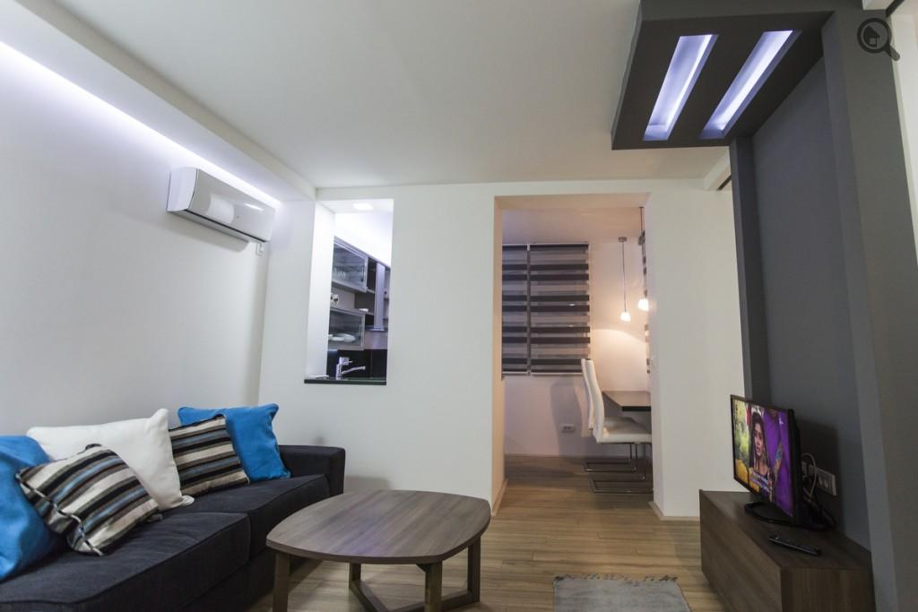 Dvosobni Apartman Nevena Beograd Palilula