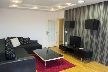 apartments belgrade dnevni boravak