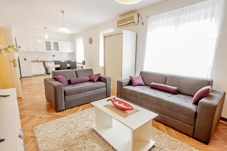 Trosobni Apartman Maska Beograd Vračar