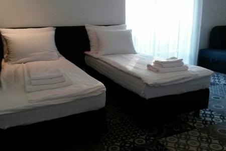 apartments belgrade singl kreveti