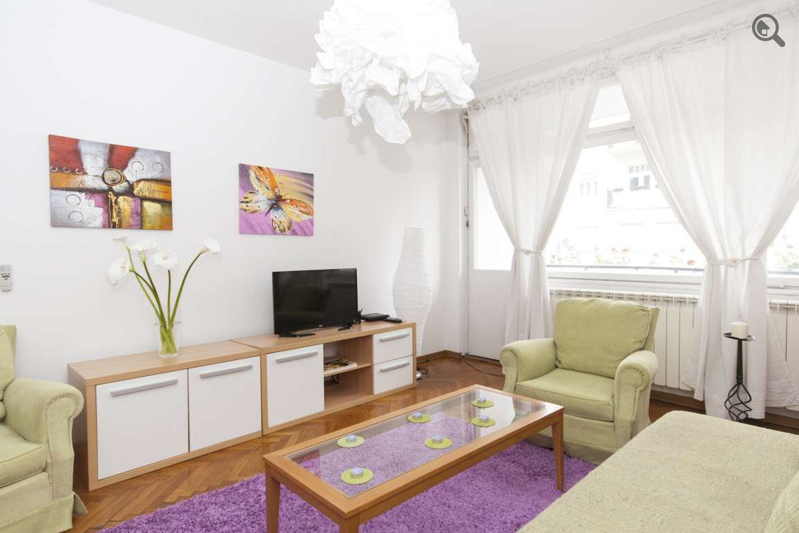 Dvosobni Apartman Central Beograd Centar