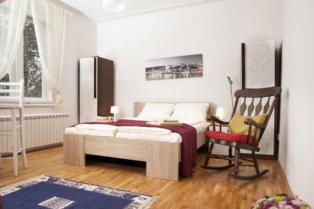 Studio Apartman Bitef Beograd Centar