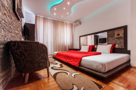 Jednosobni Apartman Glamour Beograd Novi Beograd