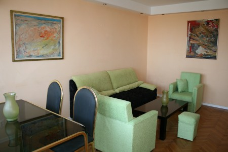 Three bedroom Apartment Kaplar Novi Beograd