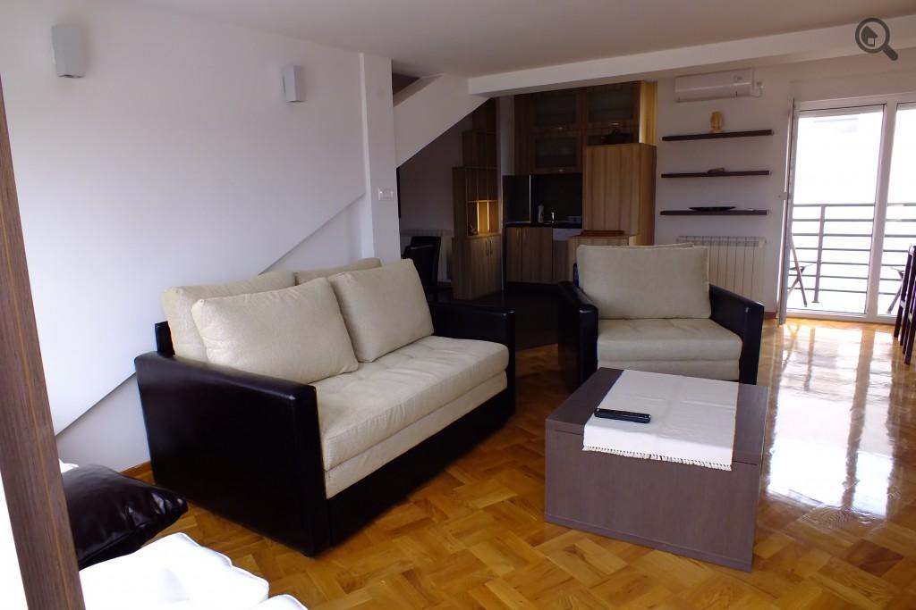 Dvosobni Apartman Tref Beograd Zvezdara