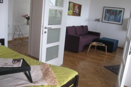 Dvosobni Apartman Dadov Beograd Vračar