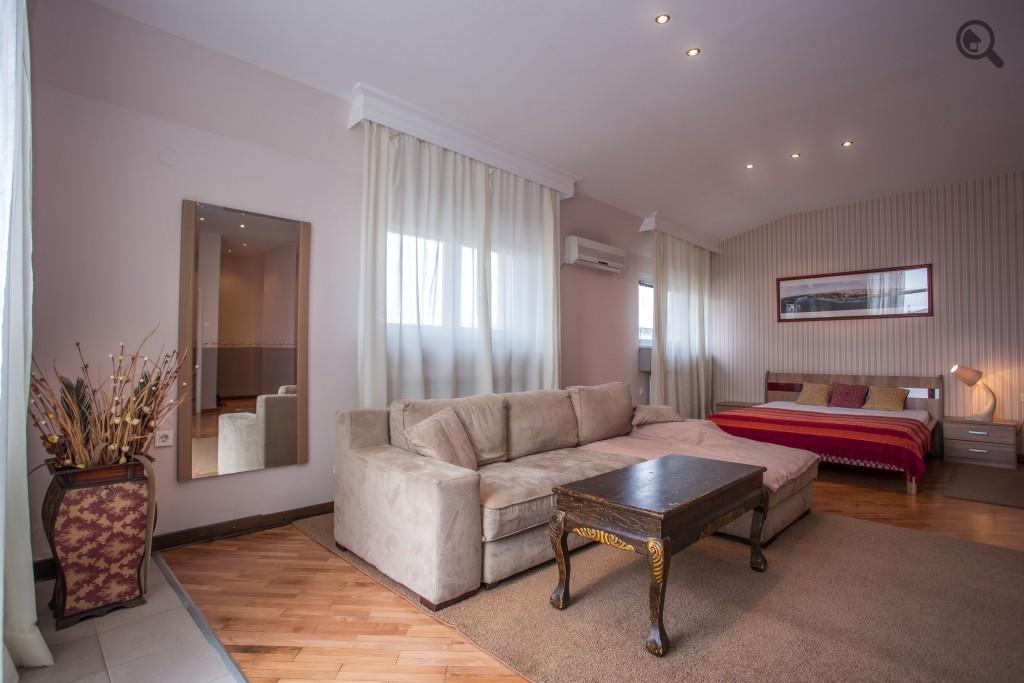 Dvosobni Apartman Velika Atina Beograd Centar