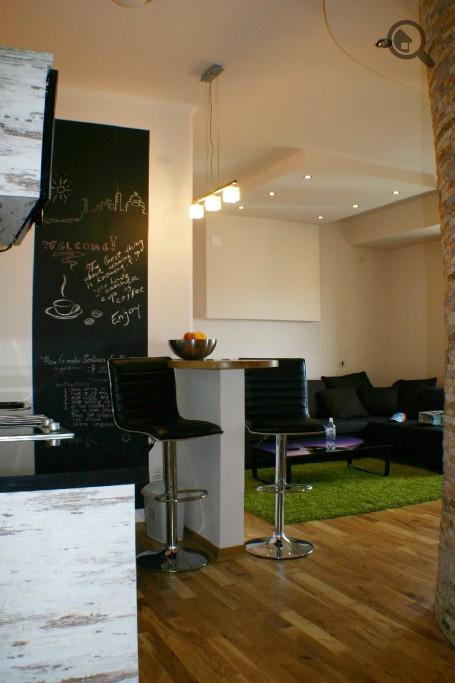 Studio Apartman Princip Beograd Savski Venac