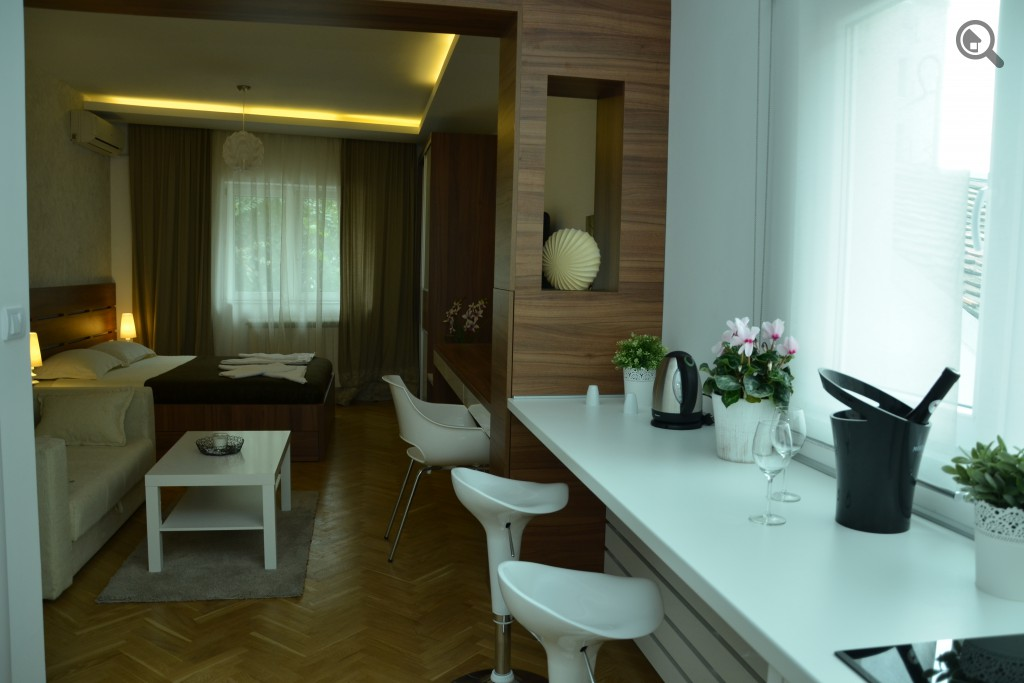 Studio Apartman Rubin 1 Beograd Centar