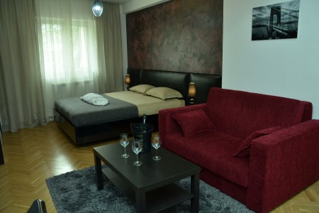 Studio Apartment Rubin 2 Centar