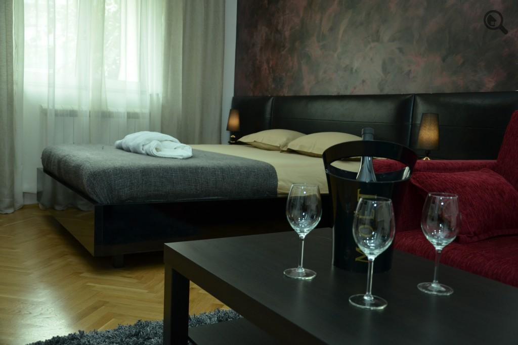 Studio Apartman Rubin 2 Beograd Centar