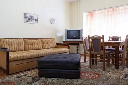 Trosobni Apartman Lidija Beograd Novi Beograd