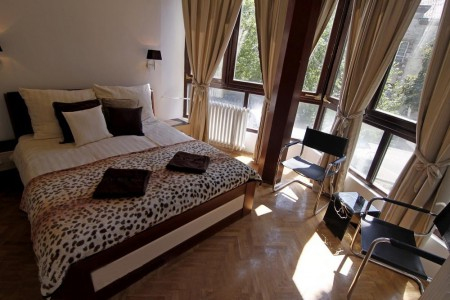 Studio Apartment Naty 1 Centar