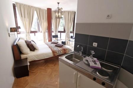 apartments belgrade cajna kuhinja