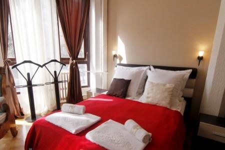 apartments belgrade Naty 2 bracni krevet