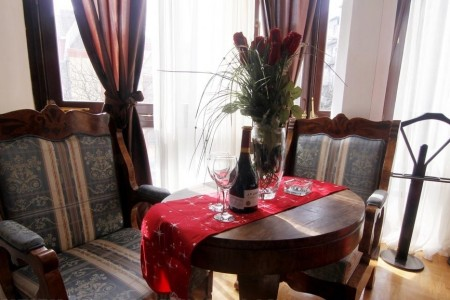 apartments belgrade Naty 2 deo za sedenje