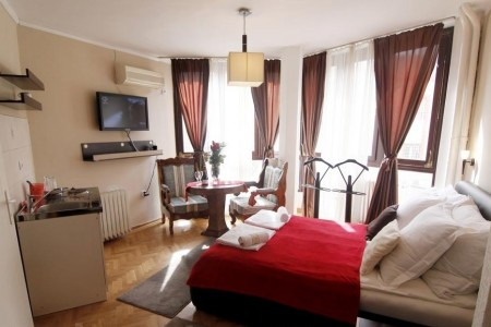 apartments belgrade Naty 2 spavaca soba