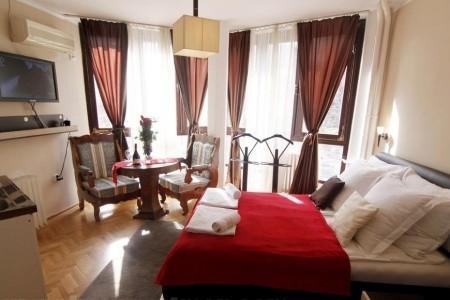 apartments belgrade Naty 2 tv