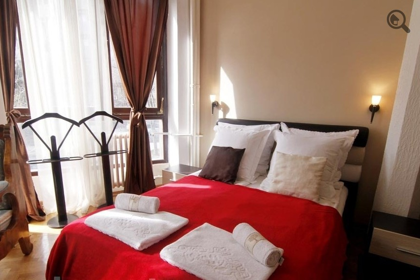 Studio Apartman Naty 2 Beograd Centar