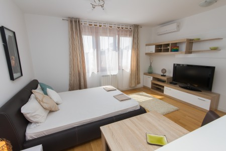 Studio Apartman Ronin Beograd Novi Beograd