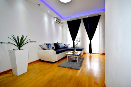 Dvosobni Apartman Atina Beograd Novi Beograd