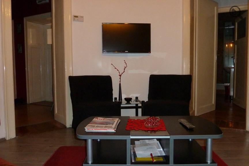 Petosobni Apartman Prag Beograd Savski Venac