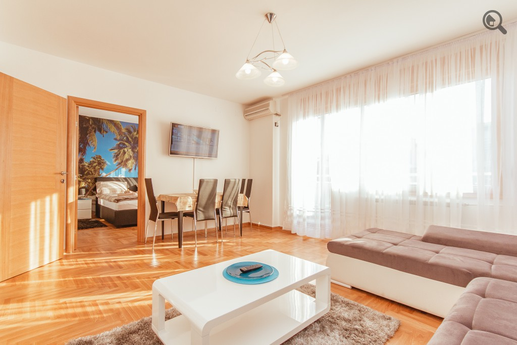 Dvosobni Apartman Mickey Beograd Centar