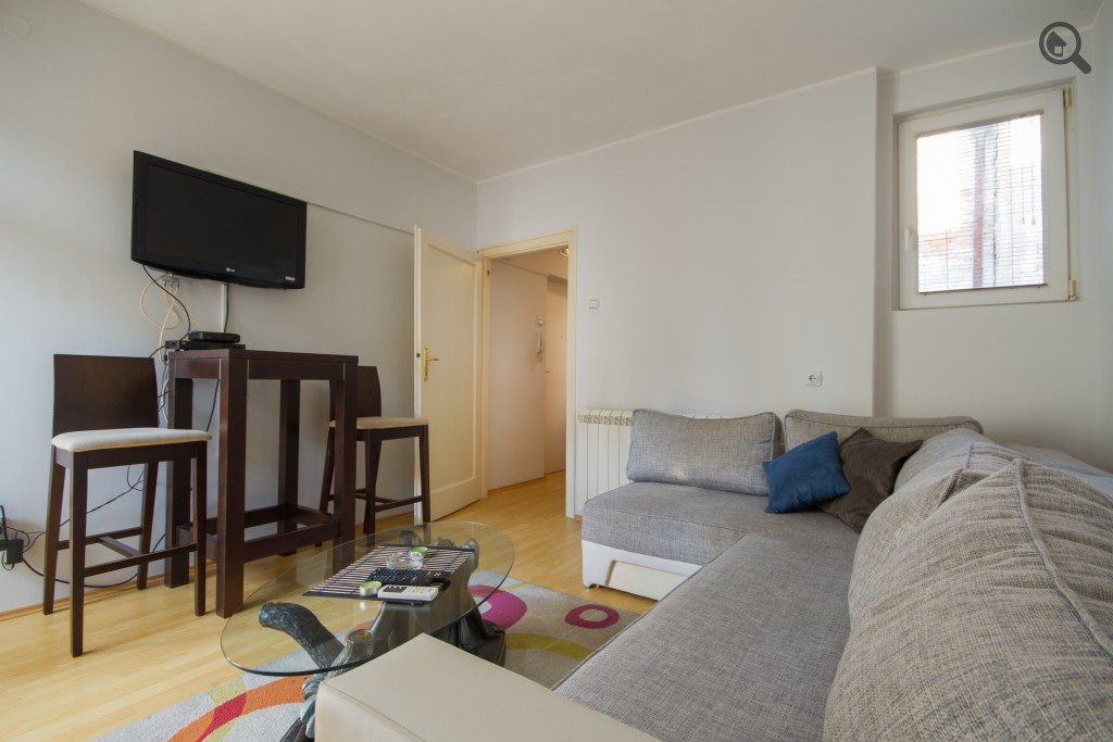 Jednosobni Apartman Una Beograd Centar