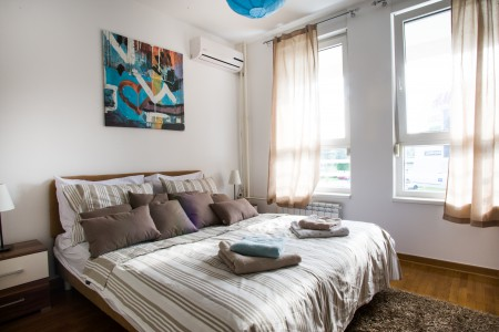 Two bedroom Apartment Belvil Novi Beograd