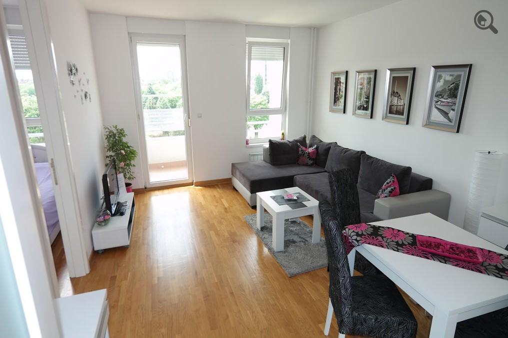 Dvosobni Apartman Krin Beograd Novi Beograd