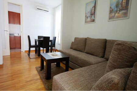 Two bedroom Apartment Onix Novi Beograd