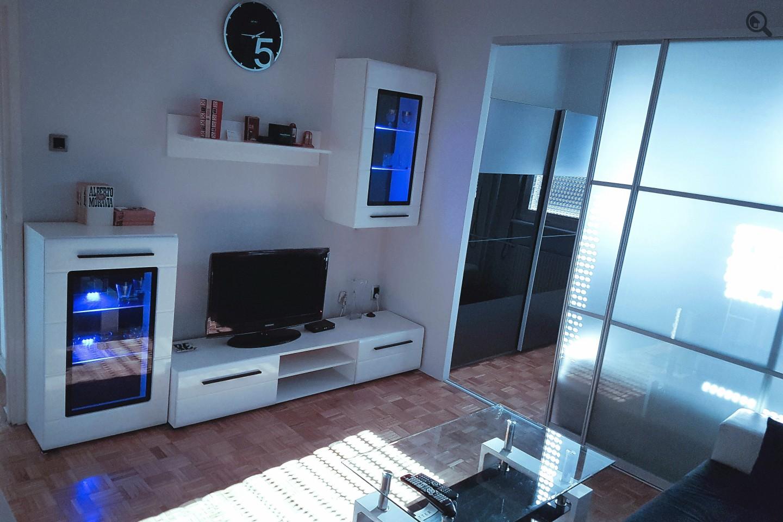 Stan , Beograd (grad) , Kratkoročno izdavanje | Jednosobni Apartman Novak Beograd Novi Beograd
